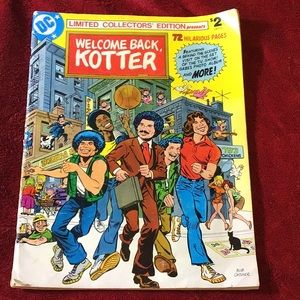 Welcome Back Kotter Limited Collectors Edition